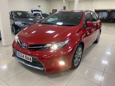 Toyota Auris Estate 1.8 VVT-h Excel Touring Sports e-CVT HSD 5dr