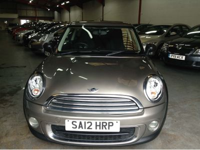 MINI Hatch Hatchback 1.6 One D Avenue 3dr