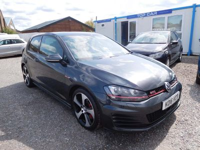 Volkswagen Golf Hatchback 2.0 TSI BlueMotion Tech GTI (s/s) 3dr