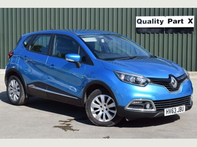 Renault Captur SUV 0.9 TCe Expression + Convenience Pack (s/s) 5dr