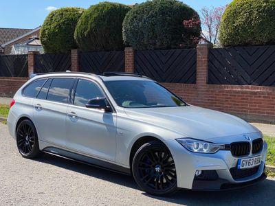 BMW 3 Series Estate 3.0 330d BluePerformance M Sport Touring Sport Auto xDrive (s/s) 5dr