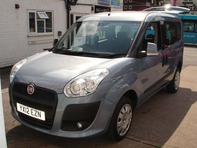 Fiat Doblo Estate 1.4 16v MyLife (s/s) 5dr