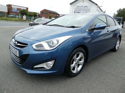 Hyundai i40 Saloon 1.7 CRDi Blue Drive Premium SE 4dr