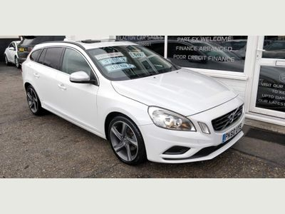 Volvo V60 Estate 2.0 D3 R-Design 5dr