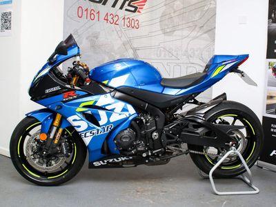 Suzuki GSXR1000R Super Sports 1000R