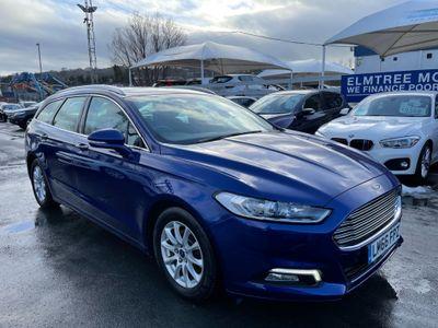 Ford Mondeo Estate 2.0 TDCi Zetec (s/s) 5dr