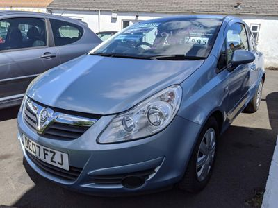 Vauxhall Corsa Hatchback 1.3 CDTi 16v Club 3dr