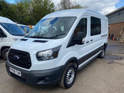 Ford Transit Other 2.0 350 EcoBlue DCIV RWD L3 H2 EU6 6dr