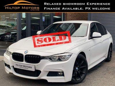 BMW 3 Series Saloon 2.0 330i M Sport (s/s) 4dr