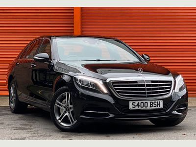Mercedes-Benz S Class Saloon 3.5 S400L h SE Line (Executive) 7G-Tronic Plus 4dr