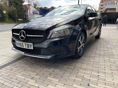 Mercedes-Benz A Class Hatchback 1.5 A180d SE (s/s) 5dr