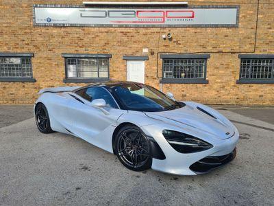 McLaren 720S Coupe 4.0T V8 Luxury SSG (s/s) 2dr