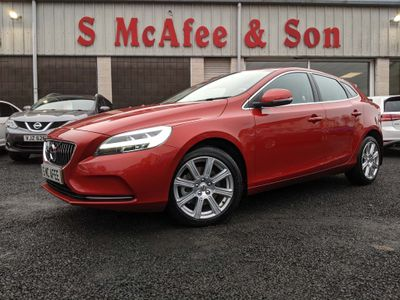 Volvo V40 Hatchback 2.0 T3 GPF Inscription (s/s) 5dr