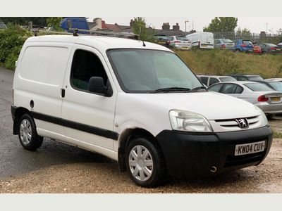 Peugeot Partner Panel Van 1.9 D 800LX 3dr