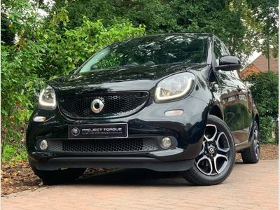 Smart forfour Hatchback 1.0 Prime (Premium Plus) Twinamic (s/s) 5dr