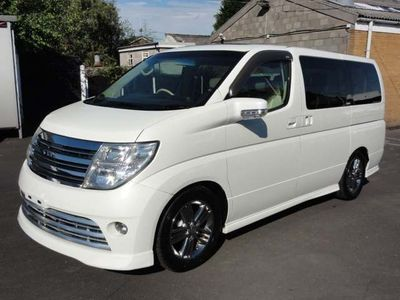 Nissan Elgrand MPV RIDER SUNROOFS LEATHER IMMACULATE