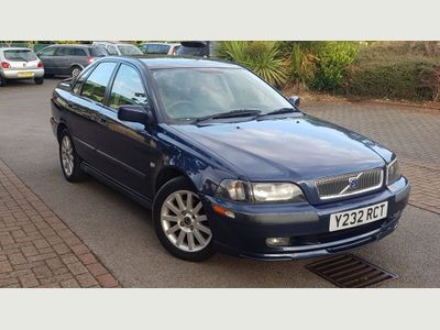 VOLVO S40 Saloon 2.0 TD Sport 4dr