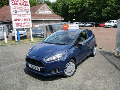 Ford Fiesta Other 1.25 Panel Van 3dr
