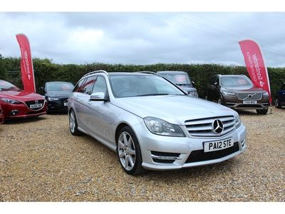 MERCEDES-BENZ C CLASS Estate 3.0 C350 CDI BlueEFFICIENCY Sport G-Tronic 5dr