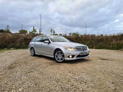 Mercedes-Benz C Class Estate 1.8 C180 BlueEFFICIENCY Sport (s/s) 5dr