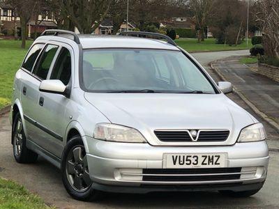 Vauxhall Astra Estate 2.0 DTi 16v Elegance 5dr
