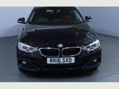 BMW 4 Series Gran Coupe Hatchback 2.0 420i Sport Gran Coupe Auto (s/s) 5dr