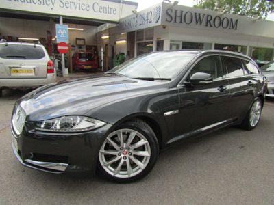 Jaguar XF Estate 2.2 TD Premium Luxury Sportbrake (s/s) 5dr