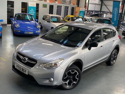 Subaru XV SUV 1.6i S 4WD (s/s) 5dr