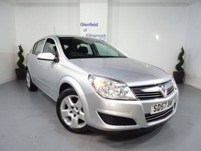 Vauxhall Astra Hatchback 1.4 i 16v Breeze Sport Hatch 3dr