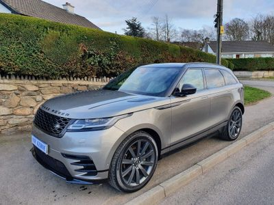Land Rover Range Rover Velar SUV 2.0 D240 R-Dynamic HSE Auto 4WD (s/s) 5dr