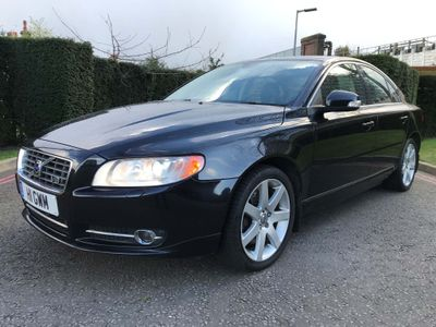 Volvo S80 Saloon 4.4 V8 SE Sport Geartronic AWD 4dr