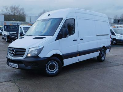 Mercedes-Benz Sprinter Panel Van 2.1 CDI 314 140PS MWB EUR6 F/S/H