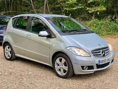 Mercedes-Benz A Class Hatchback 1.5 A160 BlueEFFICIENCY Avantgarde SE 5dr