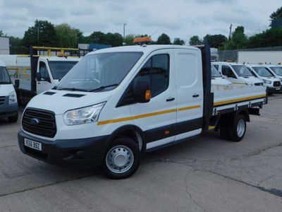 Ford Transit Dropside 2.2TDCI UTILITY DOUBLE CAB DROPSIDE