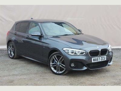 BMW 1 Series Hatchback 2.0 120d M Sport Sports Hatch Auto xDrive (s/s) 5dr