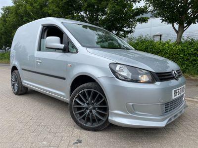 Volkswagen Caddy Panel Van 1.6 TDI C20 Trendline Panel Van 4dr