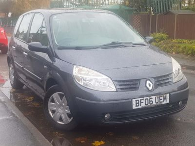 Renault Scenic MPV 1.6 VVT Oasis 5dr