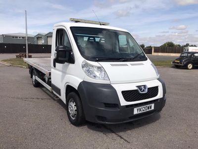 Peugeot Boxer Chassis Cab 2.2 HDi 335 L2S 2dr