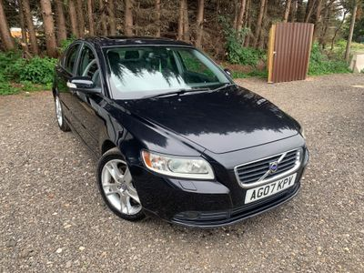 Volvo S40 Saloon 2.4 D5 SE Geartronic 4dr