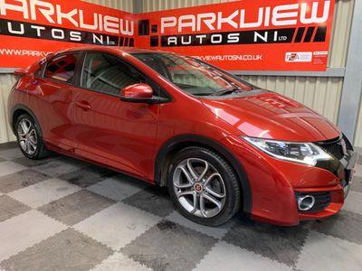 Honda Civic Hatchback 1.6 i-DTEC SE Plus (Navi) (s/s) 5dr