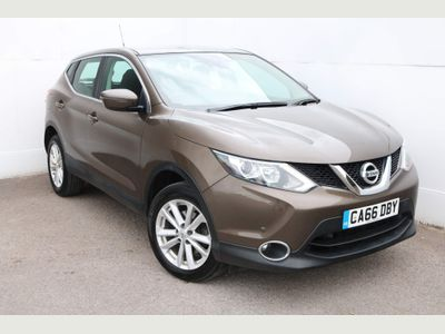 Nissan Qashqai SUV 1.5 dCi Acenta (Smart Vision, Tech Pack) 5dr