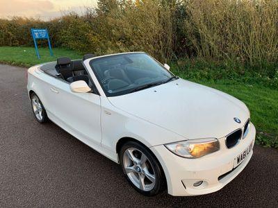 BMW 1 Series Convertible 2.0 118d Sport 2dr