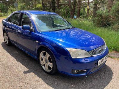 Ford Mondeo Hatchback 2.2 TDCi SIV ST 5dr