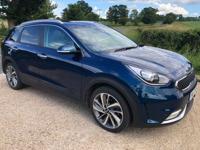 Kia Niro SUV 1.6h GDi First Edition DCT (s/s) 5dr