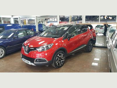 Renault Captur SUV 1.5 dCi ENERGY Signature Nav (s/s) 5dr