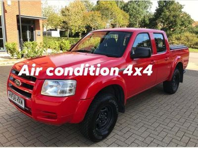 Ford Ranger Pickup Ford Ranger 2.5 TDCi Doubl Cab 4x4aircon