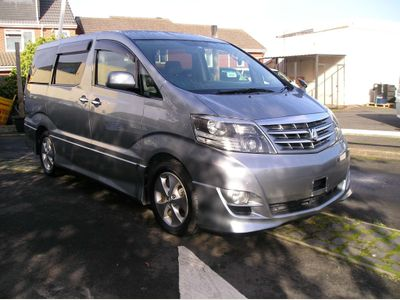 TOYOTA ALPHARD MPV 3.0 MS Ltd