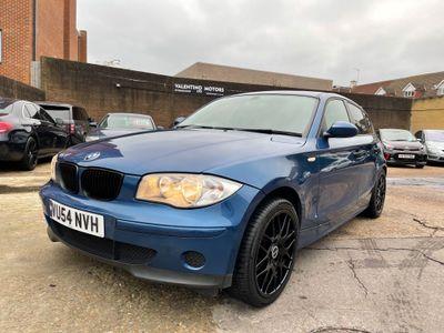 BMW 1 Series Hatchback 1.6 116i 5dr