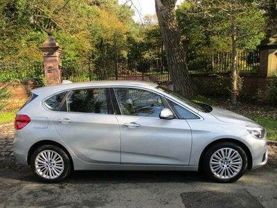 BMW 2 Series Active Tourer MPV 2.0 220i Luxury Active Tourer Auto (s/s) 5dr