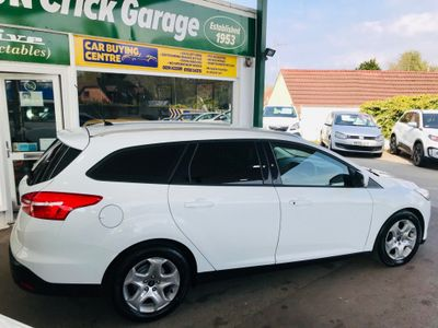 Ford Focus Estate 1.5 TDCi ECOnetic Style (s/s) 5dr